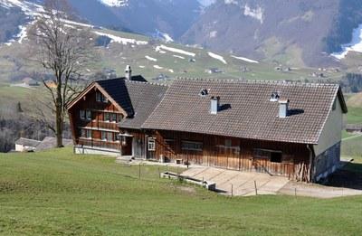 Bauernhaus Schwarzenegg