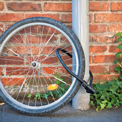 Fahrraddiebstahl Melden